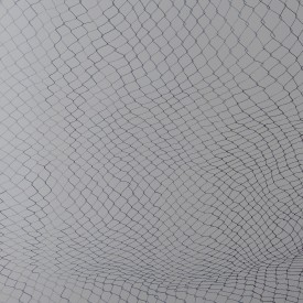 Cyclone Fence (wall drawing detail)