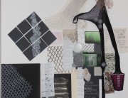 studio wall ideas, Pistols & Pollinators