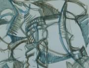 Acrylic drawing (no.1), Montserrat